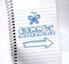summerassignments
